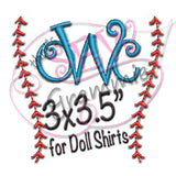 Just Baseball Stitches Embroidery Design