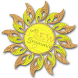 Sunshine Applique Design