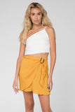 OLA WRAP SKIRT