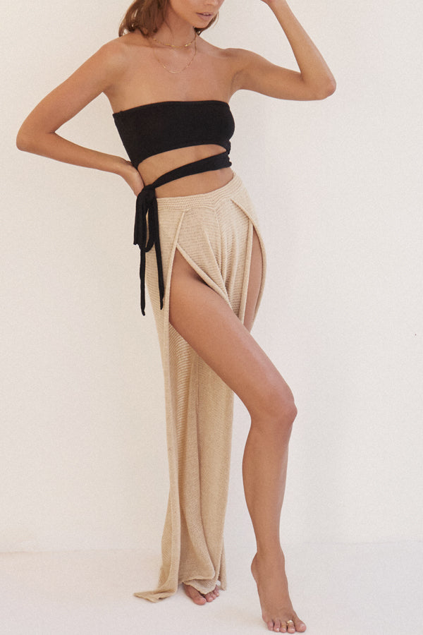 SAFI SLIT PANTS