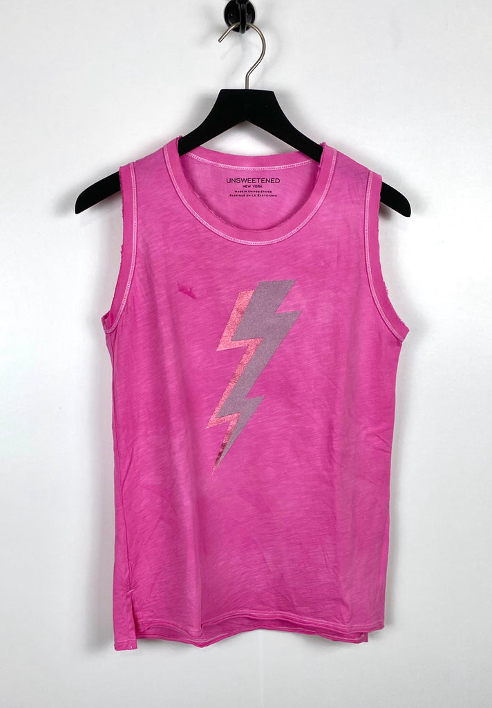 Bolt Taffy Muscle Tank