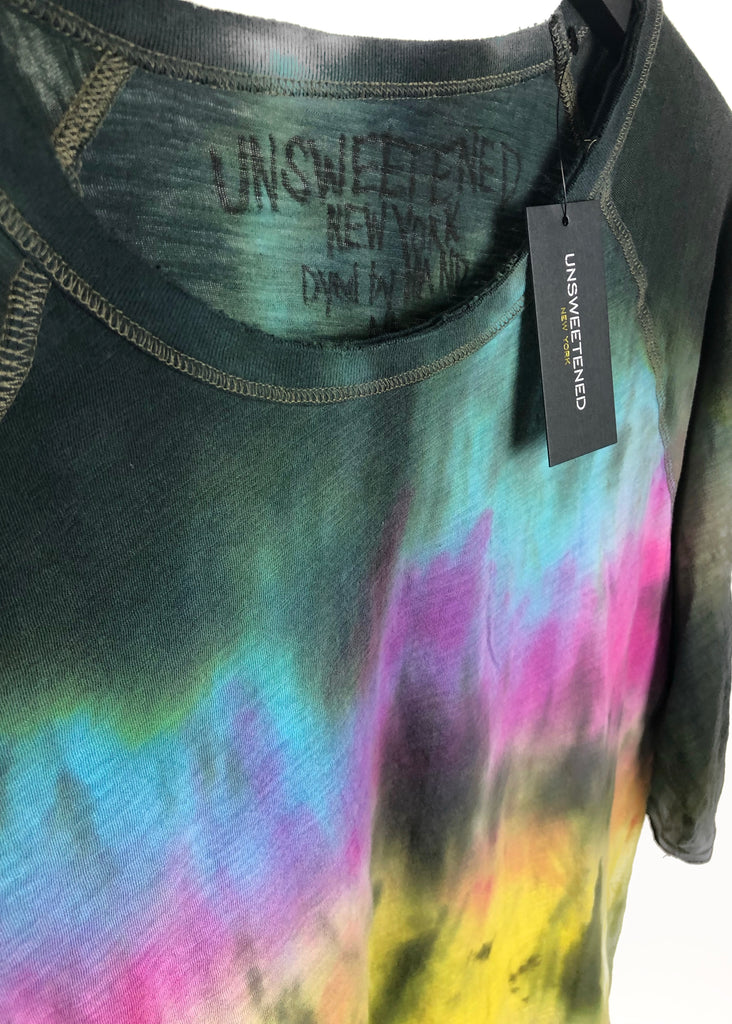 LUKE'S SUNSET DYE BASEBALL TEE