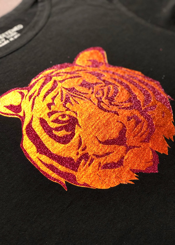 Tiger Fire Tiny Tee