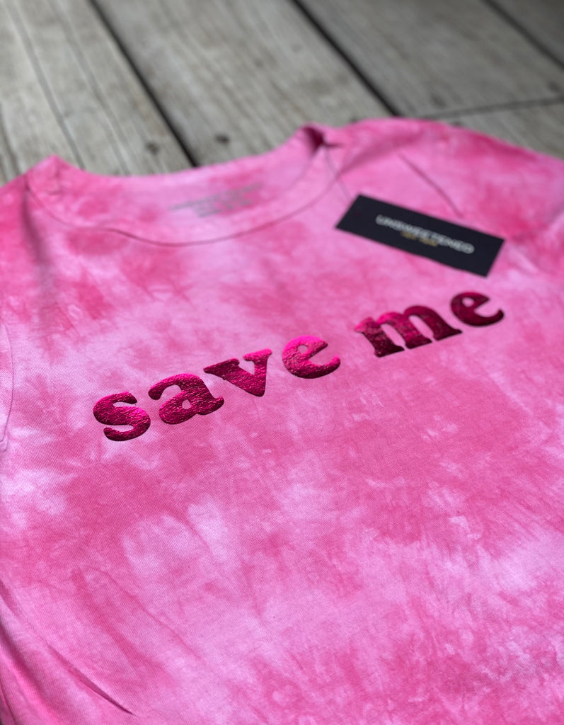 Save Me Bubblegum Perfect Tee
