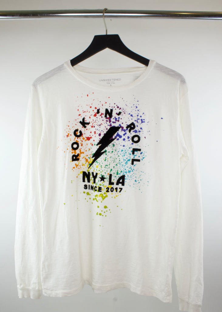 Painted Rock Multi Long Sleeve