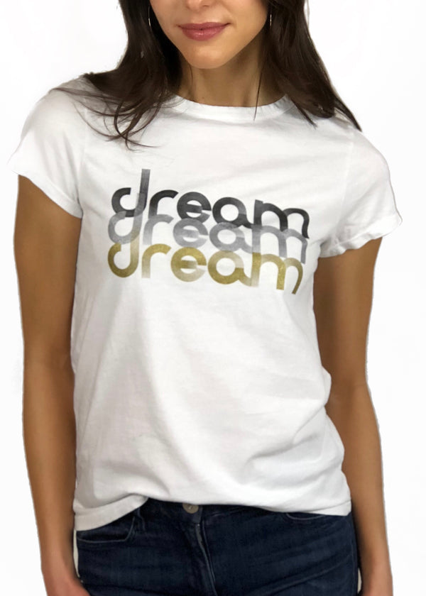 Dream Gold Tiny Tee