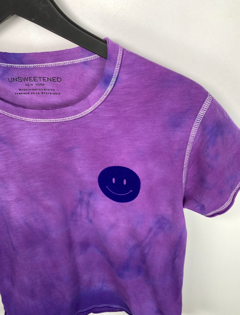 Mini Happy Violet Tee