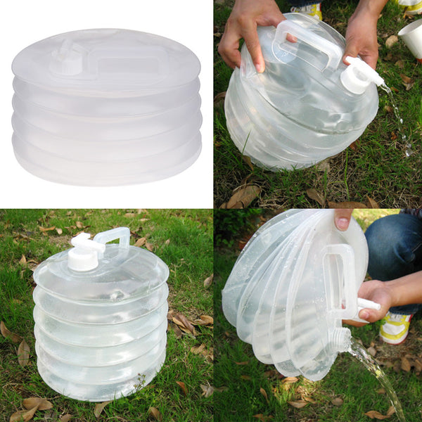 Camping Foldable Gallon