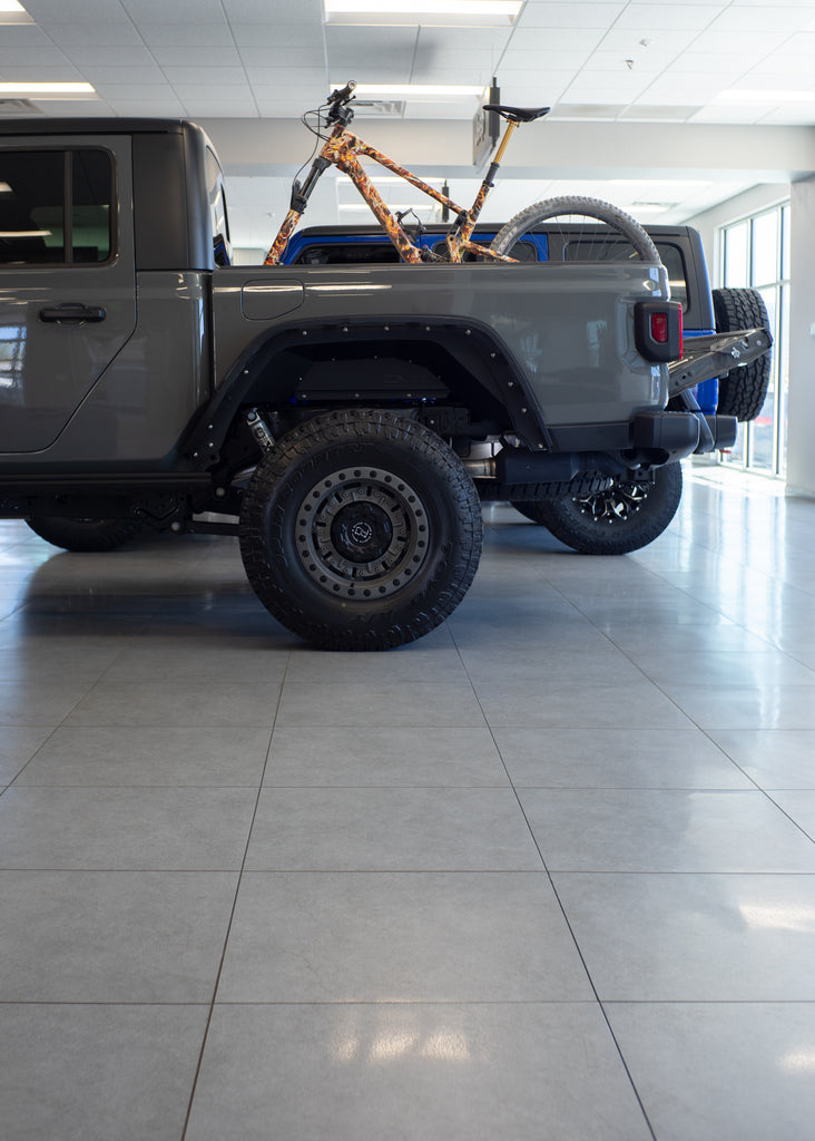 Jeep Gladiator Track System
