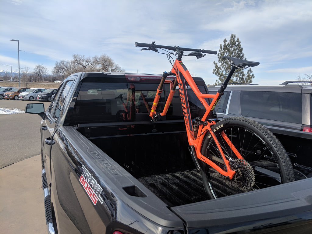 Chevy Silverado/GMC Sierra Bike Rack