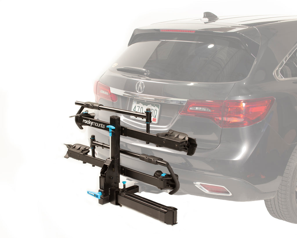 BackStage Swing Away Platform Hitch Rack