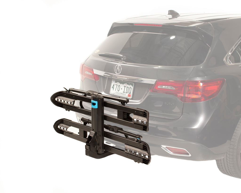 SplitRail LS Platform Hitch Rack