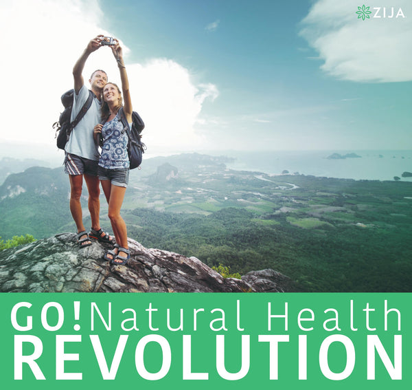 Natural Health Revolution Guide (Product Presentation)
