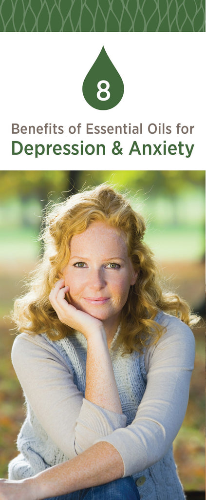8 Benefits of Essential Oils for Depression & Anxiety