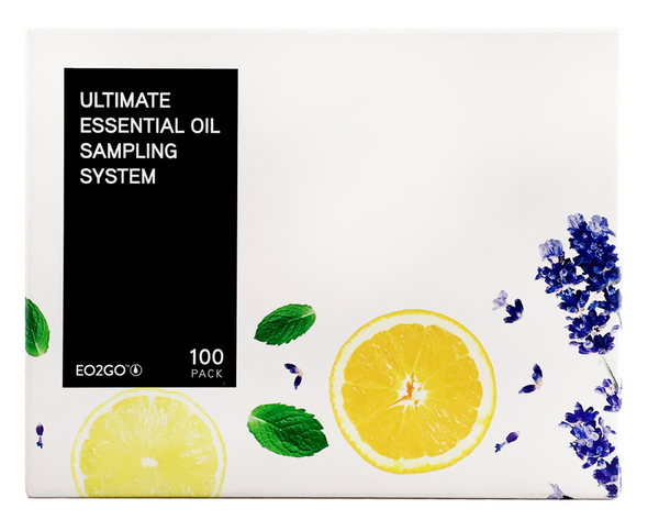 Essential Oil Sampling System  -100pk EO2GO