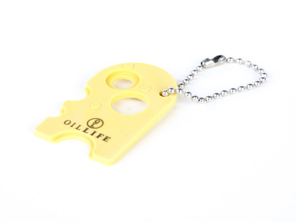 Essential Oil Tool Key Chain