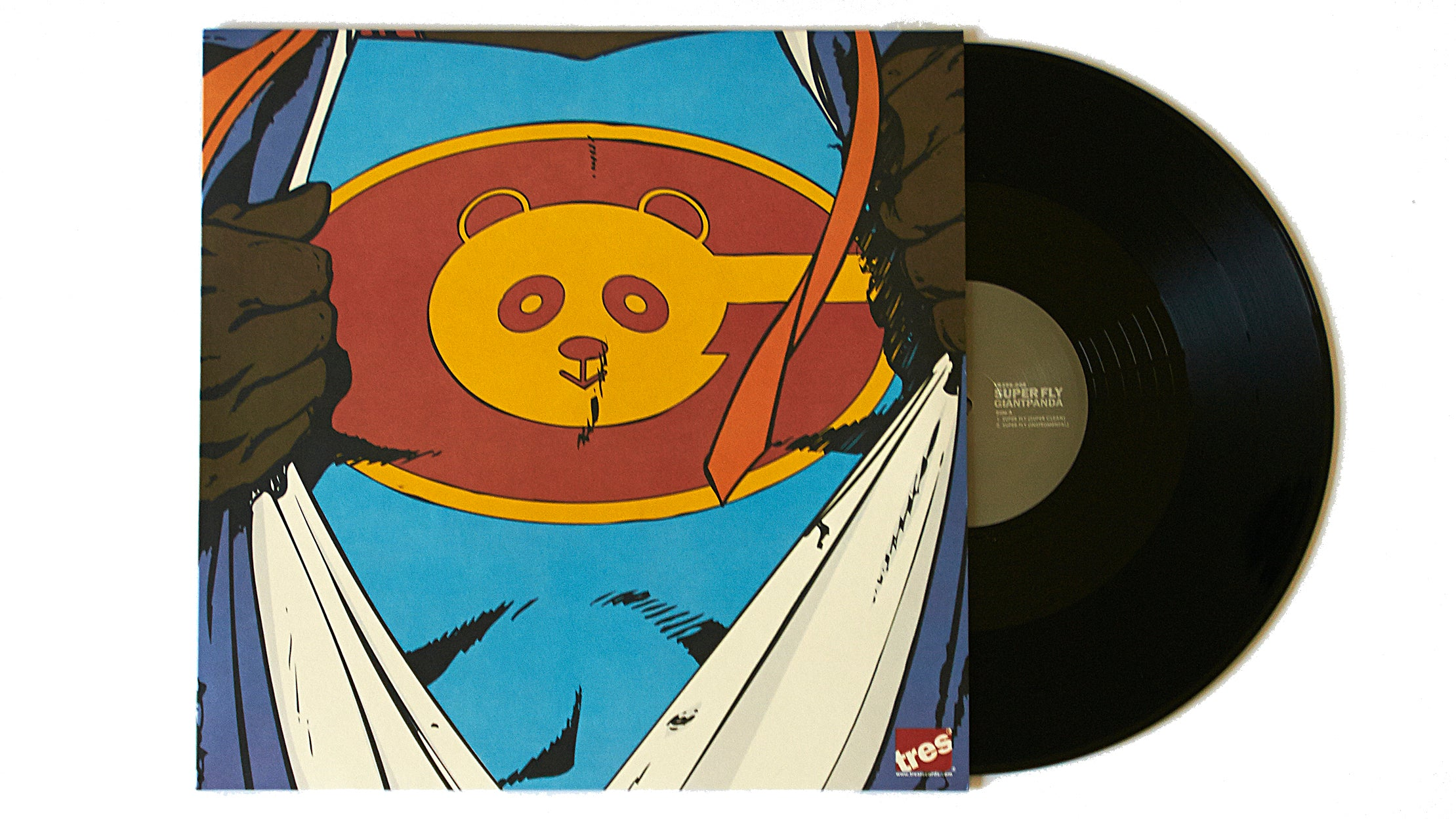 "Giant Panda ""Super Fly"" (12')"