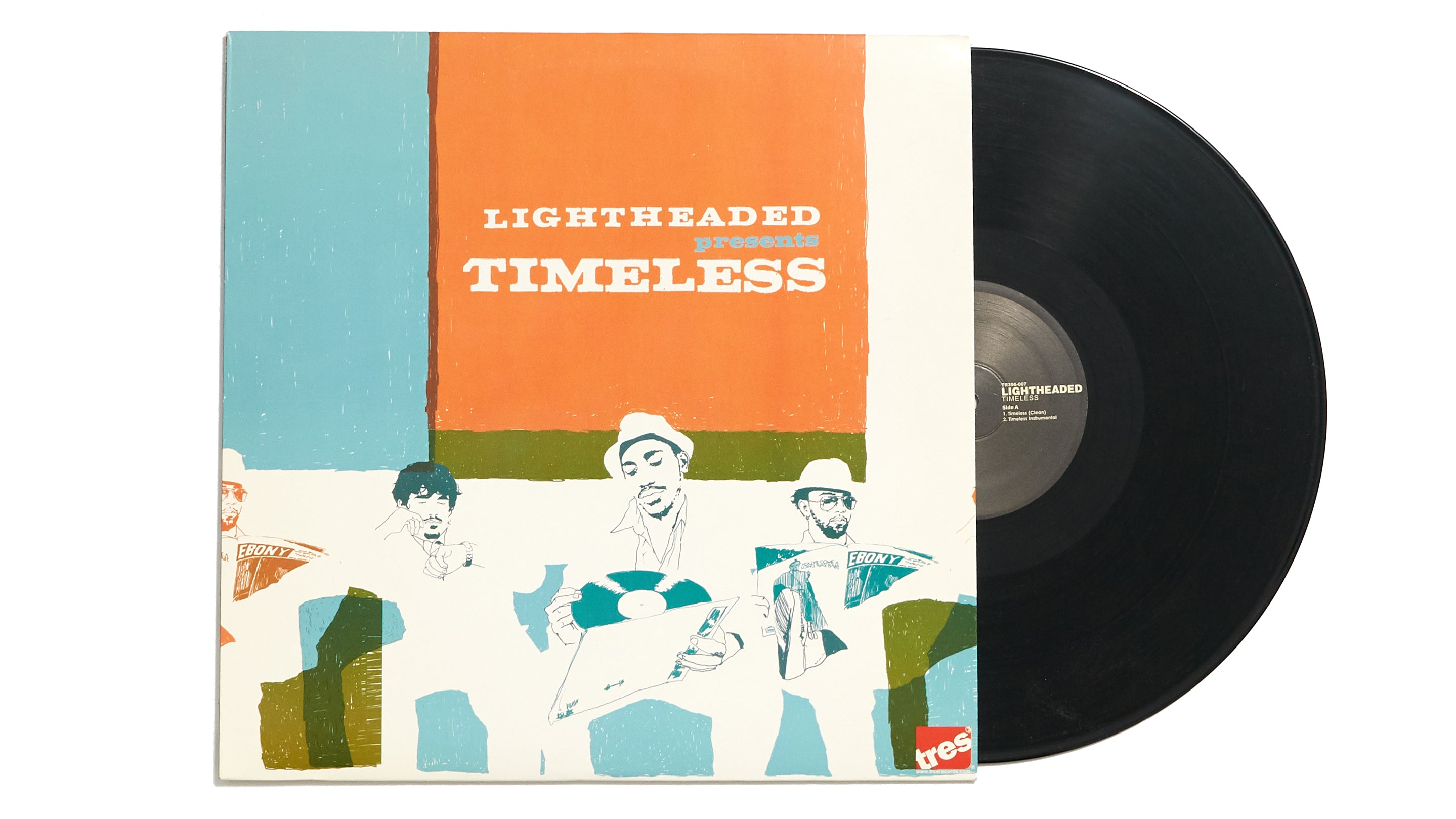 "Lightheaded ""Timeless"" (12"")"