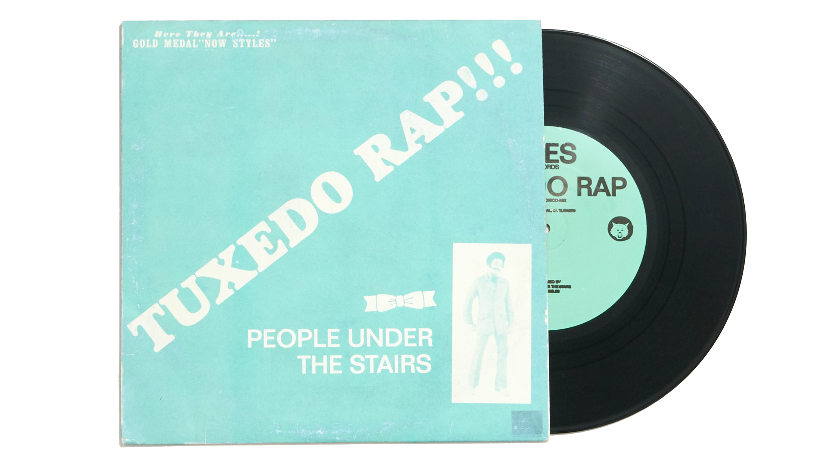 "People Under The Stairs ""Tuxedo Rap"" (12"")"