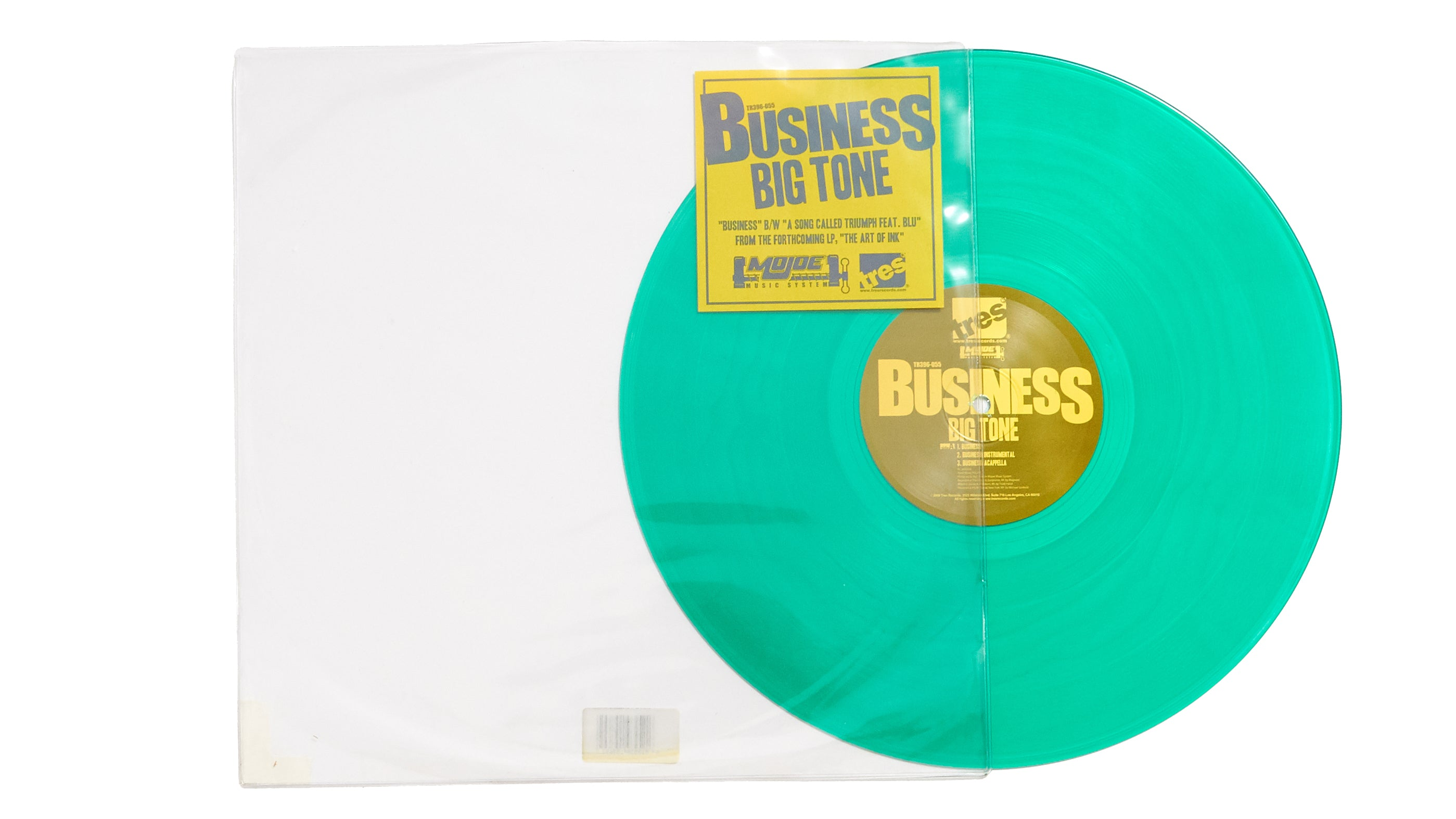 "Big Tone ""Business"" (12"")"