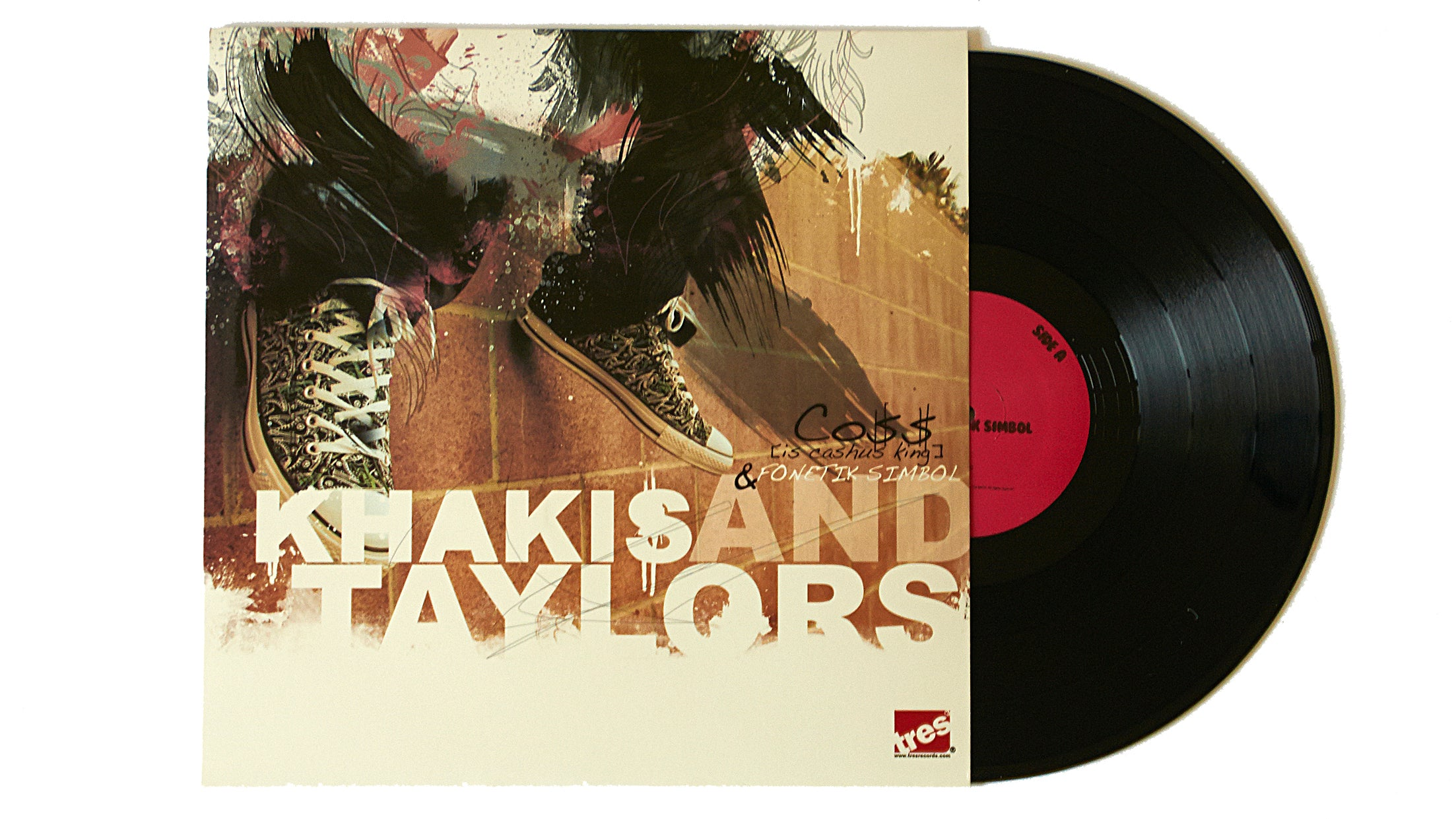"Co$$ ""Khakis and Taylors"" (12"")"