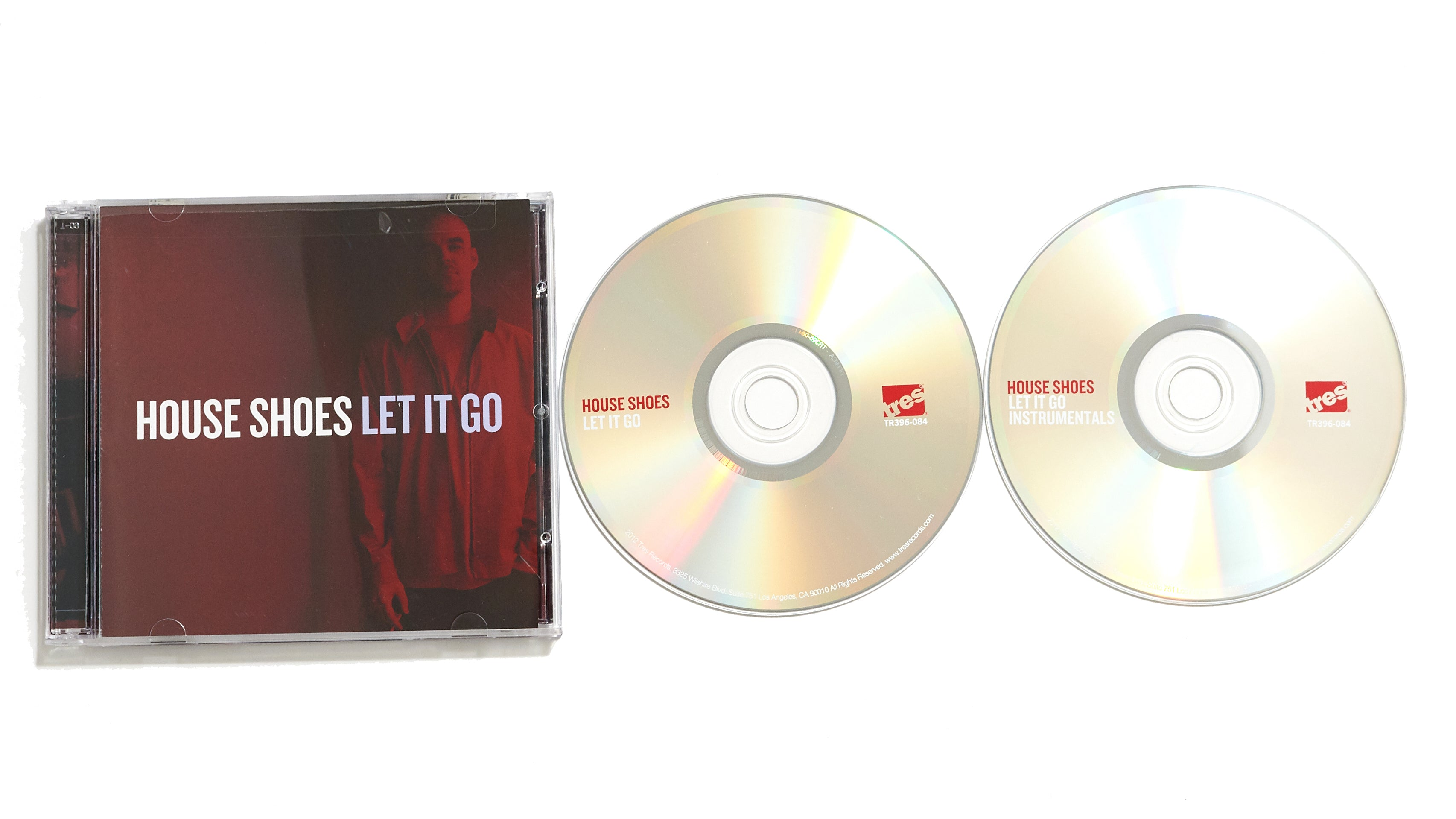 "House Shoes ""Let It Go"" (CD)"