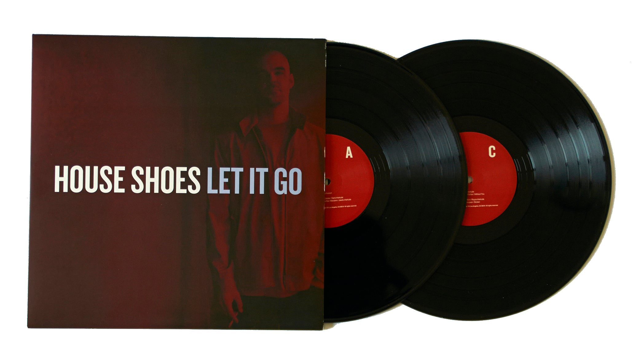 "House Shoes ""Let It Go"" (LP)"