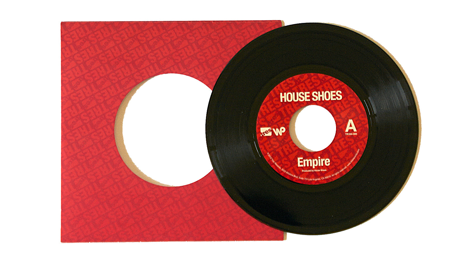 "House Shoes ""Empire"" (7"")"