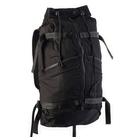 Paratrooper Backpack Black
