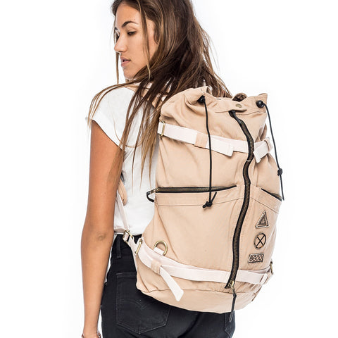 Paratrooper Backpack Sand Pink