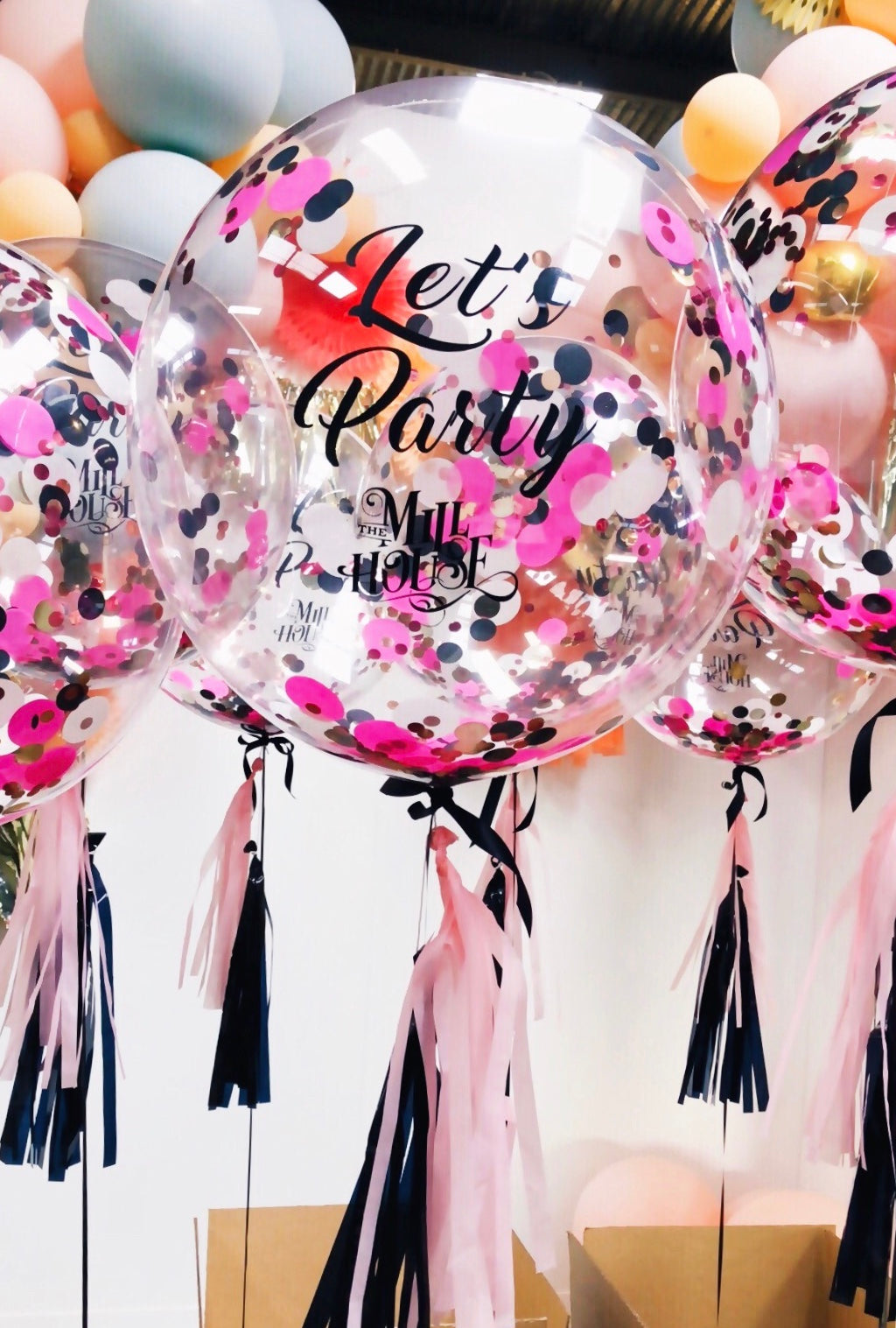 ultra-personalised balloon gifts
