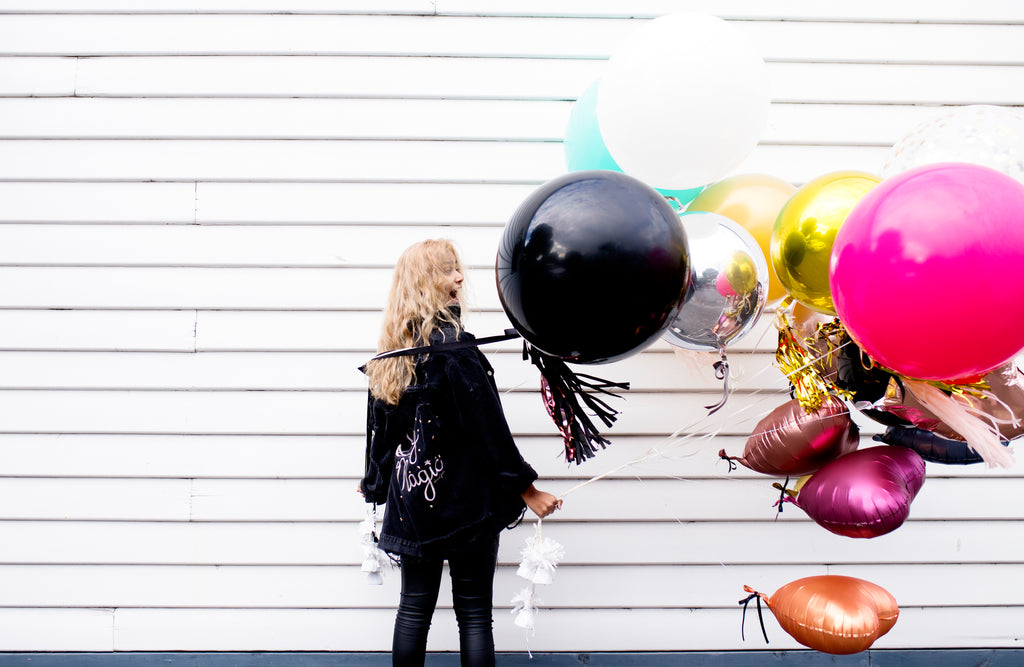 Bespoke balloon orders | The Heyday Club