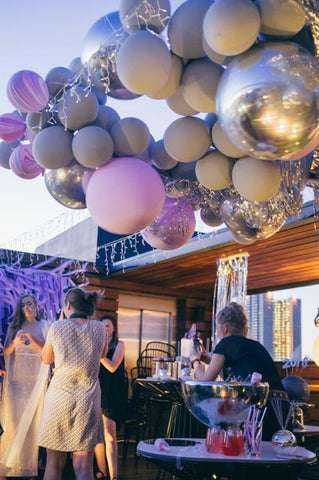 The Heyday Club | Balloon styling, Melbourne