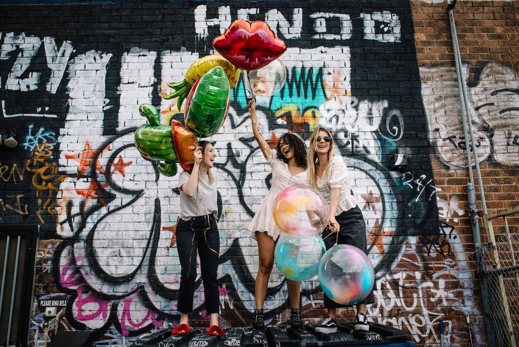 The Heyday Club | balloon gifts and installs