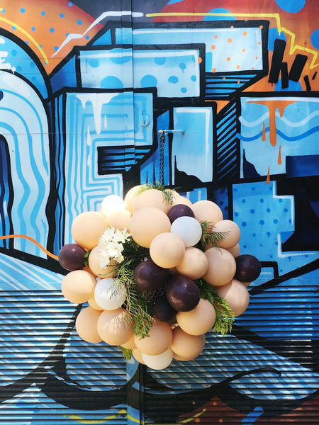 The Heyday Club | balloon decor Melbourne