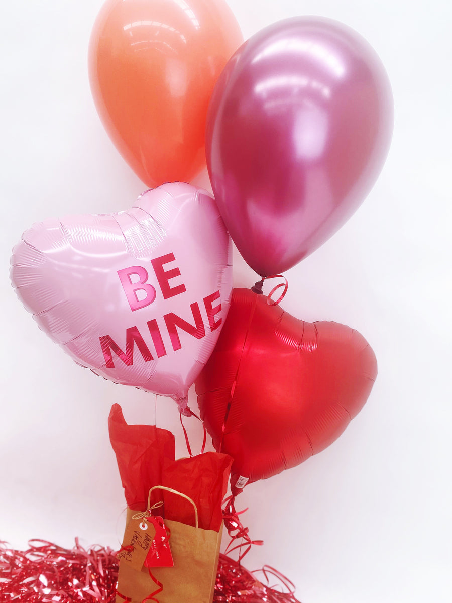 BE MINE mini bunch