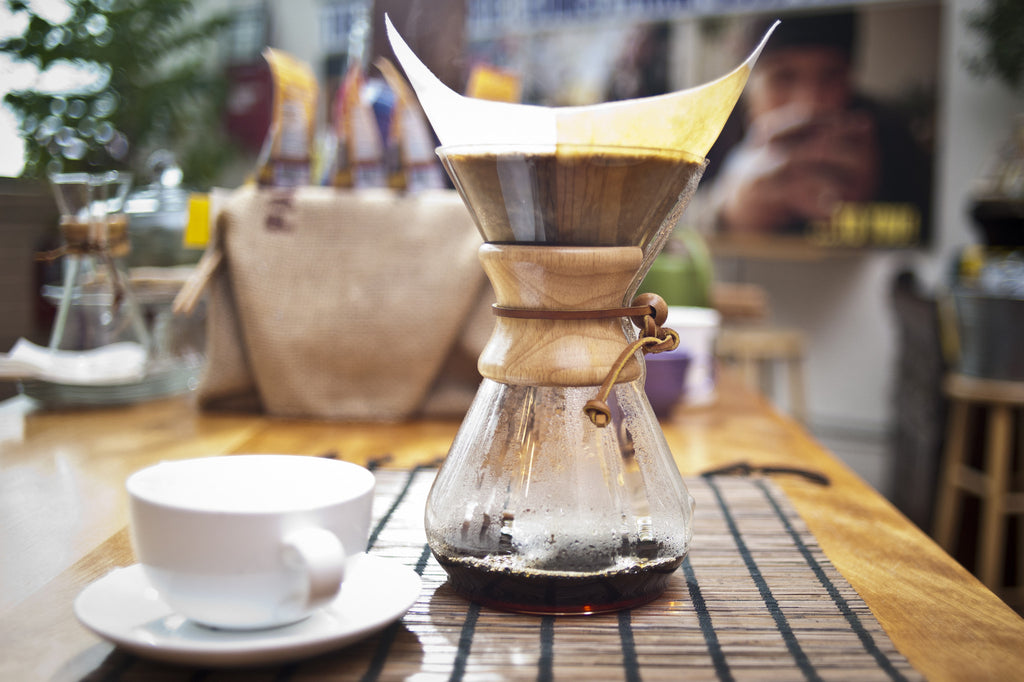 Coffee Acidity: The Science and the Experience