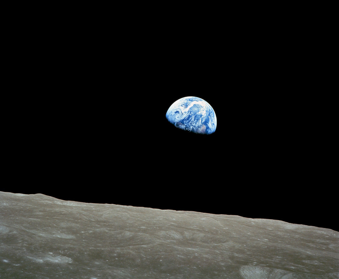 Earthrise + Collaboration: a Manifesto