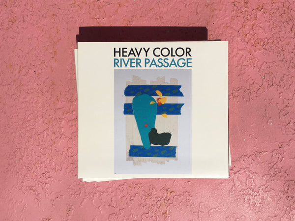 Heavy Color River Passage