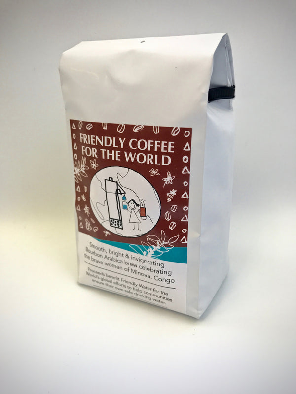 Organic Friendly Coffee for the World