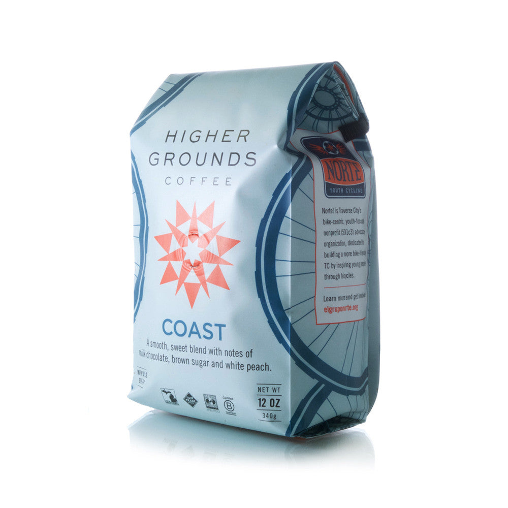 Coast summer coffee blend