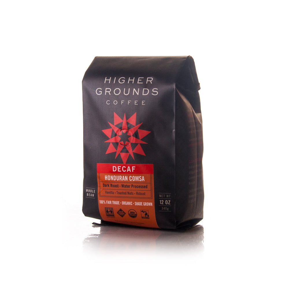 Decaf Honduran Dark Roast