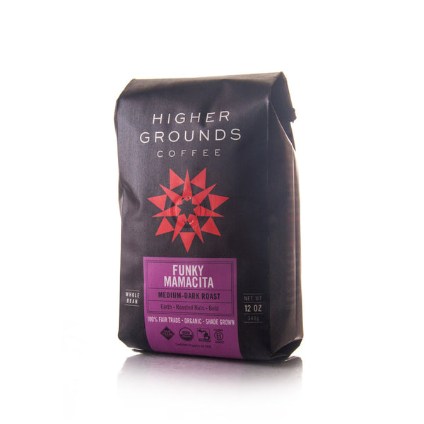 Funky Mamacita Medium-Dark Blend