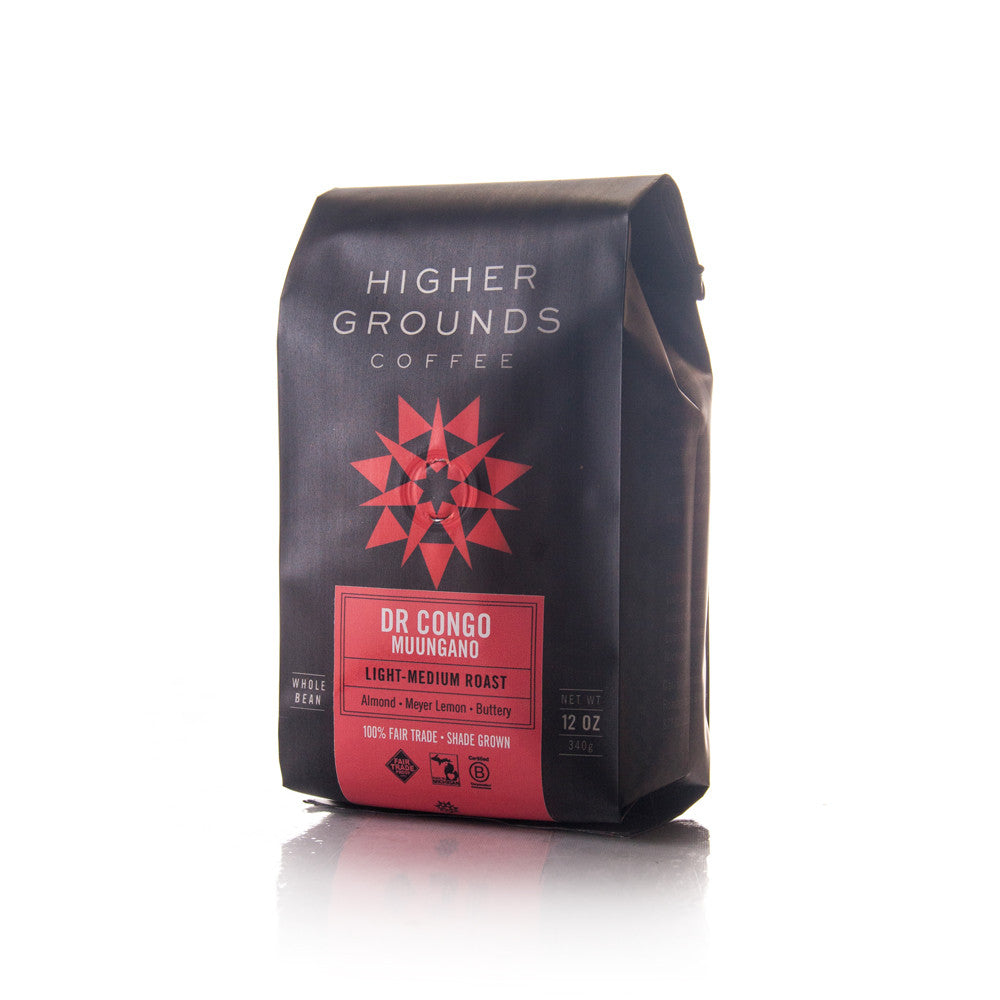 DR Congo Muungano Light - Medium Roast