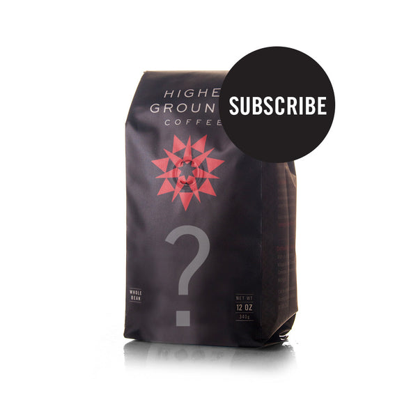 Unlimited Subscription: Roaster's Choice