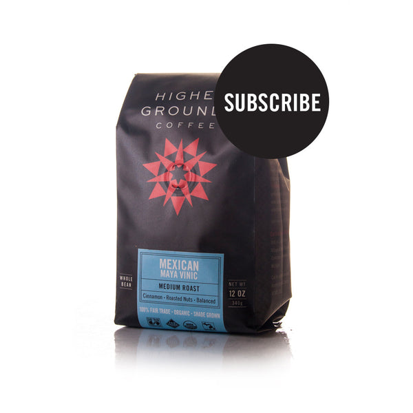 Unlimited Subscription: Single Origin