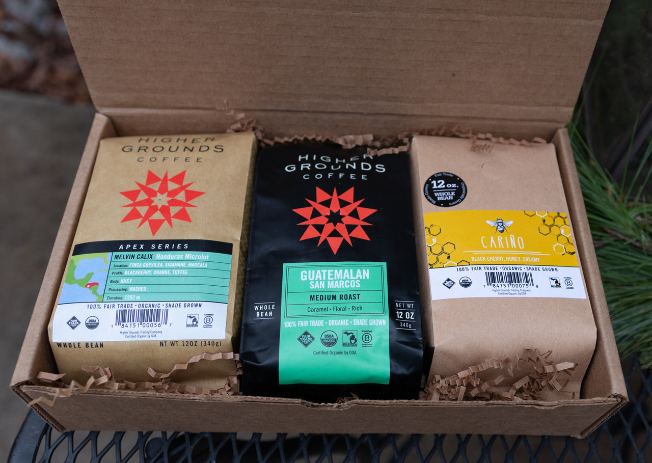 Gift Box: Roaster's Choice
