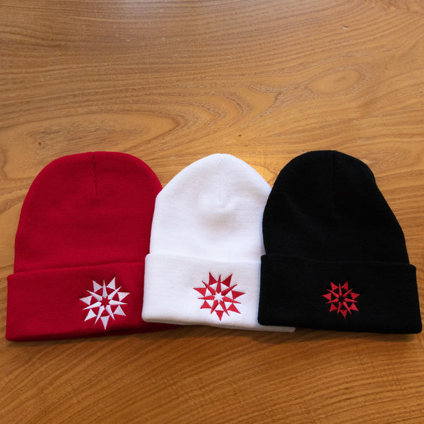 Higher Grounds Logo Beanie