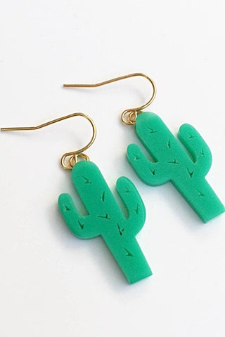 SAGUARO Earrings- Small