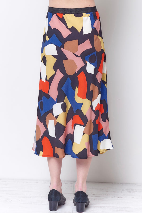 DEE Bias Skirt - Colorforms